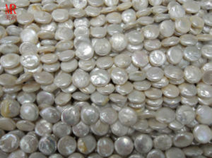 Coin Baroque Natural Pearls pictures & photos