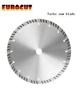 Diamond Saw Blade with Turbo
