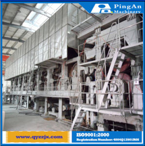 4200mm Cardboard Paper High-Strength Corrugated Paper Making Machine Price