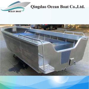 4.2m 5083 Basic Marine Aluminum Fishing Boat with Ce pictures & photos