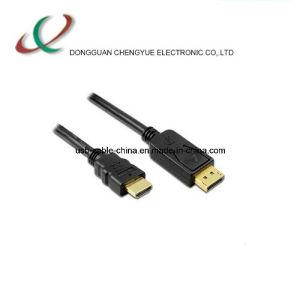 Displayport--HDMI Cable