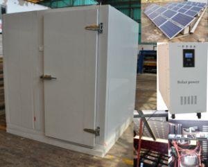 Solar Energy Cold Storage