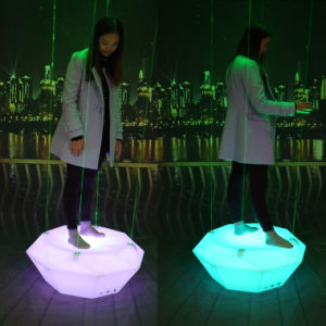 Stage Dance Floor Wedding Disco Party Battery Chargeable LED Laser Dance Floor pictures & photos