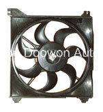 Radiator Cooling Fan/ Car Electric Condenser Fan for Hyundai Santafe pictures & photos