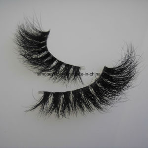 3D Eyelashes Mink Eyelashes with Dense False Eyelashes pictures & photos