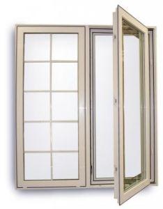 Aluminum French Window (Model 3)