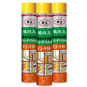 Multi-Purpose Fast Cure Spray Polyurethane/PU Foam pictures & photos