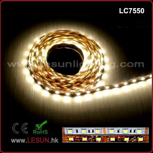 Waterproof 12V 5m 5050 Flexible LED Strip pictures & photos