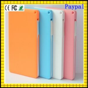 Cheap Novelty 2600mAh Thin Power Bank (gc-pb29) pictures & photos