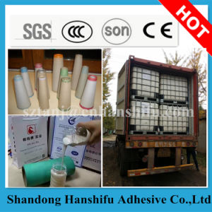 China High Performance PVA Water Based Paper Cone Tube Adhesive Glue pictures & photos