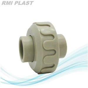 PP-H Adaptor with Flange Ring Steel Core pictures & photos