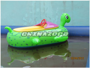 Funny Turtle Water Games Aqua Inflatable Bumper Boat