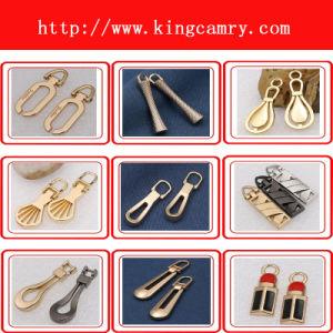 Metal Zipper Puller/Metal Puller/Zipper Tag/ Zipper Hang Tag/Zipper Pull pictures & photos