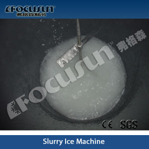 Slush Ice Machine for Fish and Meat Processing pictures & photos