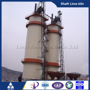 High Efficient Energy Saving Vertical Shaft Lime Kiln 100tpd~400tpd pictures & photos
