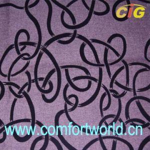 Flocking Sofa Fabric (SHSF04242) pictures & photos