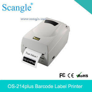 Portable Argox OS-214 Barcode Label Printer with 32-Bit Risc CPU pictures & photos