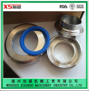 Dn50 DIN11851 AISI316 Sanitary Stainless Steel Union pictures & photos