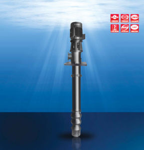 Long-Axis Vertical Discharge Pump for Public Work and Iron Metallurgy pictures & photos