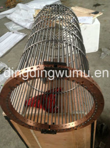 Aks Non-Sag Wal Tungsten Aluminum Rod Heating Element for Sapphire Single Crystal Growth Vacuum Furnace pictures & photos
