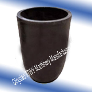Silicon Carbide Crucible with Good Heat Conduction for Sale pictures & photos