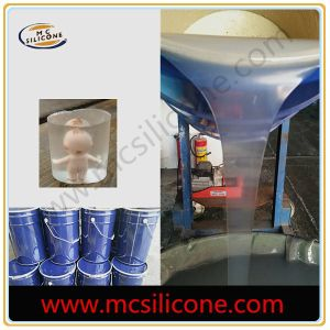 Hot! Addition Silicone Rubber for Prototype Design and Production Tooling (MCPLA-H40) pictures & photos