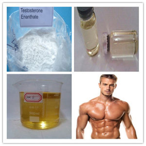 Steroid Hormone Testosterone Enanthate for Bodybuilding pictures & photos