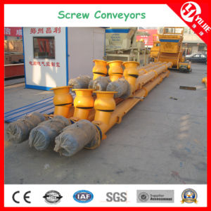 168mm- 323mm Screw Conveyor Making Machine Manufacturing in China pictures & photos