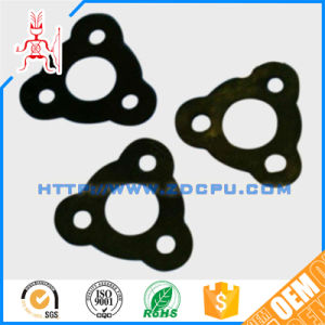 OEM Impact Resistant PTFE Pipe Flange Gaskets pictures & photos