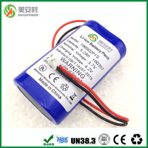 Premium Quality 3.7 Volt Lithium Battery pictures & photos