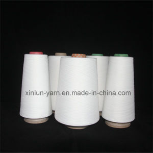 High Quality Viscose Slub Yarn for Fabric Knitting Yarn 40s pictures & photos