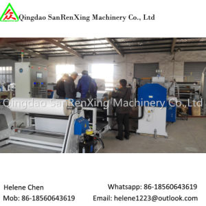 Breathable Material Medical Plaster Fabrication Machine with Coating Lamination pictures & photos