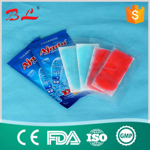 Japan Technology Fruit Smell Medical Product Cooling Gel Pad Fever Cooling Gel Patch for Kids & Adults pictures & photos
