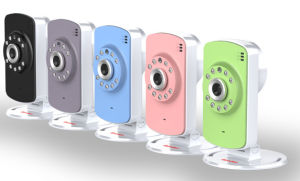 HD Built-in WiFi Camera IP Camera Baby Monitor pictures & photos