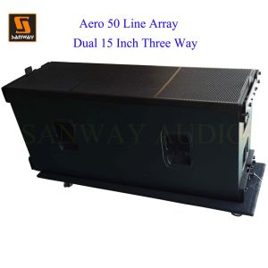 Three Way PRO Audio High System, Line Array Loudspeakers (AERO 50) pictures & photos