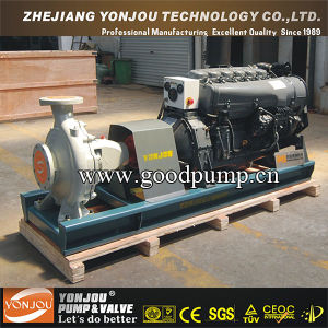 Is Single Stage Centrifugal Pump/Centrifugal Water Pump/End Suction Pump/Diesel Engine Centrifugal Pump pictures & photos
