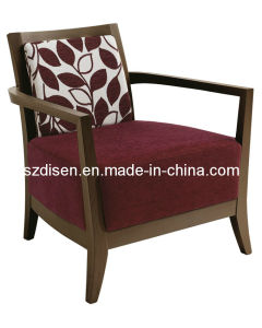 Lobby Chair/ Luxury Lounge Chair/ Hotel Room Chair (DS-H195)