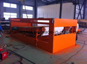 Btpb Plate Type High Intensity Cross Belt Magnetic Separator for Kaolin, Silica Sand, Potash Feldspar pictures & photos