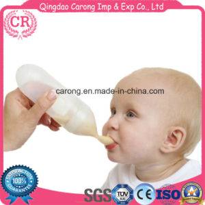 Teething Training Feeder Baby Spoon pictures & photos