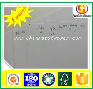 550GSM White Coated Manila Board pictures & photos