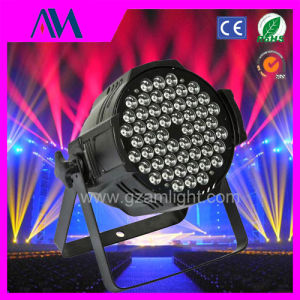 54PCS Bright Eyes RGBW Color Stage LED Party Light