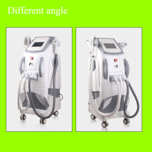 4 in 1 Multifunctional Opt RF YAG Laser IPL Skin Rejuvenation Beauty Machine Wrinkle Tattoo Hair Removal H-9008c pictures & photos