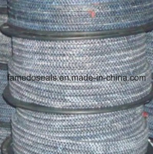 Carbon Fiber PTFE Coated Braided Packings pictures & photos