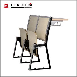Leadcom Steel Chair for School Lecture Hall for Sale Ls-918m pictures & photos