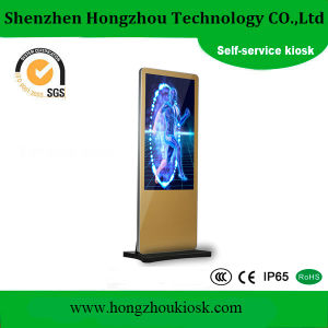 LED Advertising Player Digital Displayer Touch Screen Kiosk pictures & photos