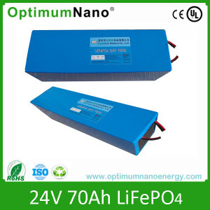 Chinese Lithium Ion Battery 24V70ah for UPS/ Back up System pictures & photos