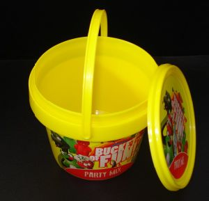 900ml Plastic Bucket