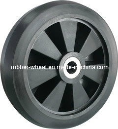 "8"" Rubber Wheel for Small Generators"