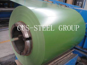 Precoated Galvanised Carbon Steel Sheets/Color Coated Galvanized Coil pictures & photos