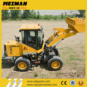 China Best Brand Sdlg 1.8ton Payloader LG918 Small Wheel Loader for Sale pictures & photos